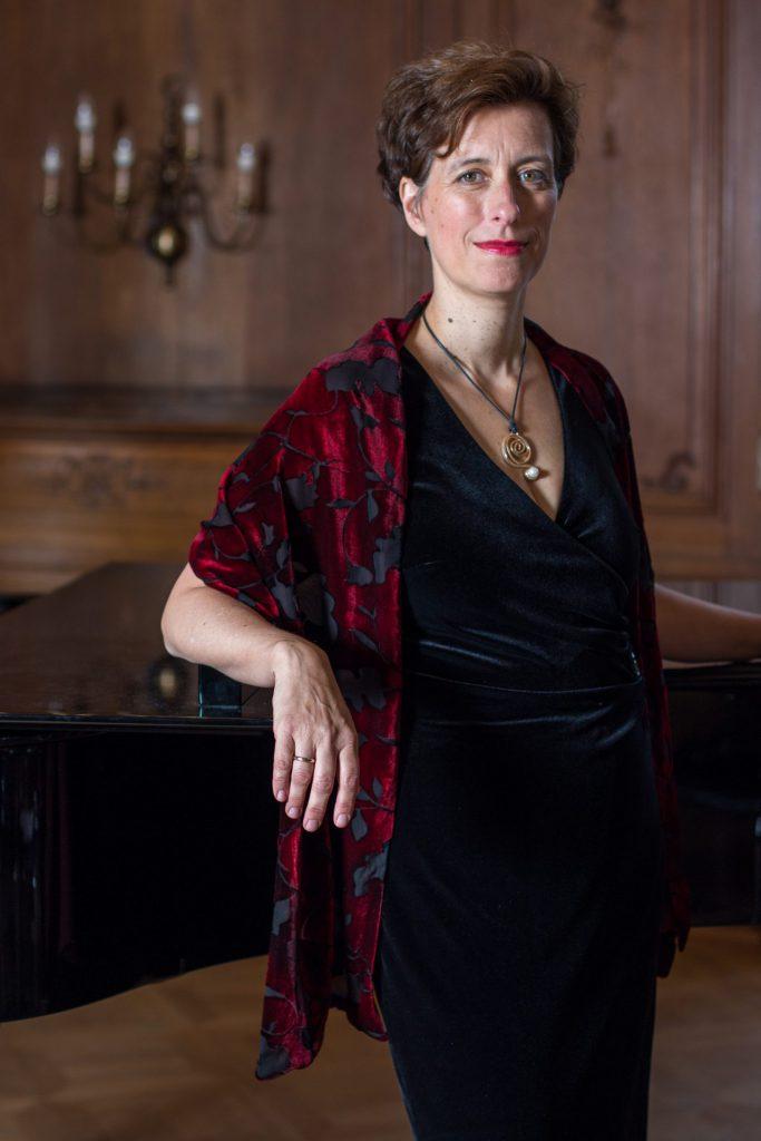 Sopranistin Martina Möbius aus Hamburg