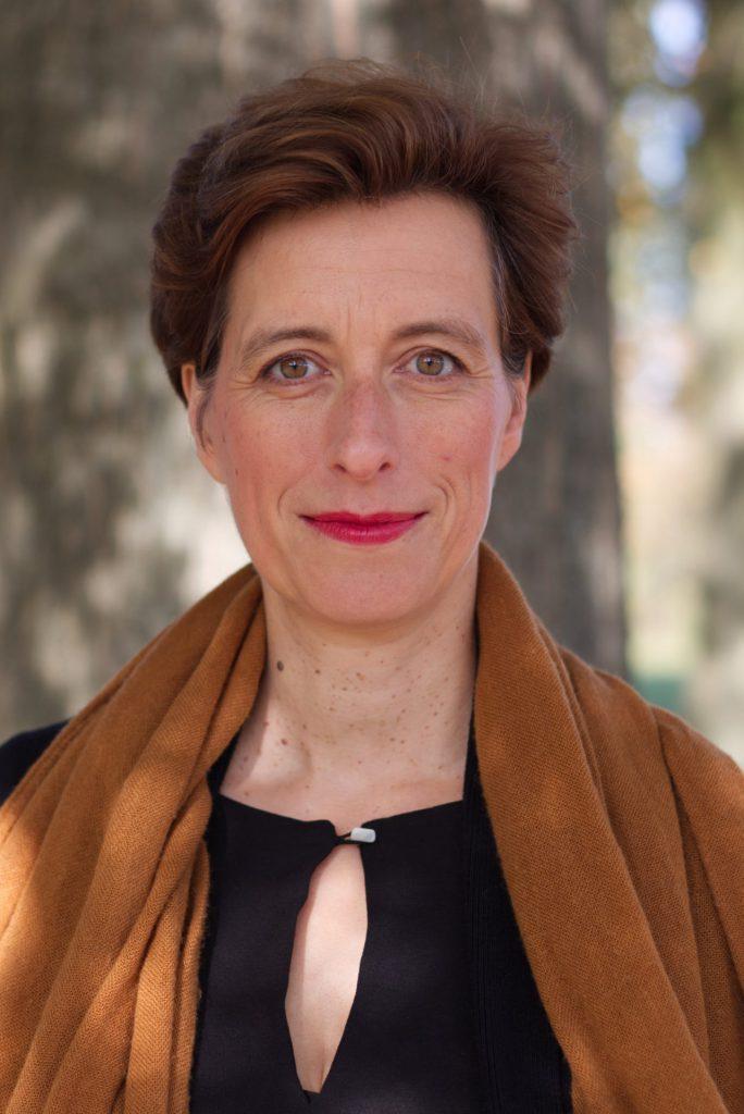 Sopranistin Martina Hamberg-Möbius aus Hamburg