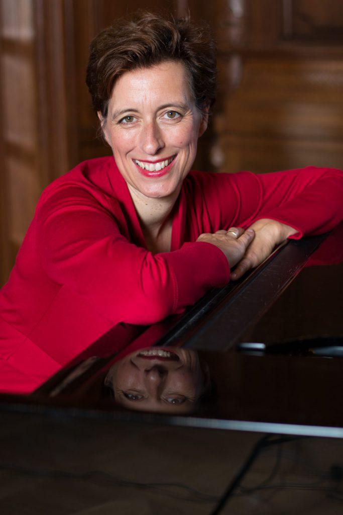 Martina Hamberg-Möbius, Sopranistin und Gesangslehrerin aus Hamburg